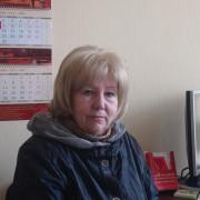 Урванцева Лидия Борисовна