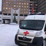 Транспортировка пациента с диагнозом геморрагический инсульт  в Москву